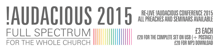!Audacious Conference 2015